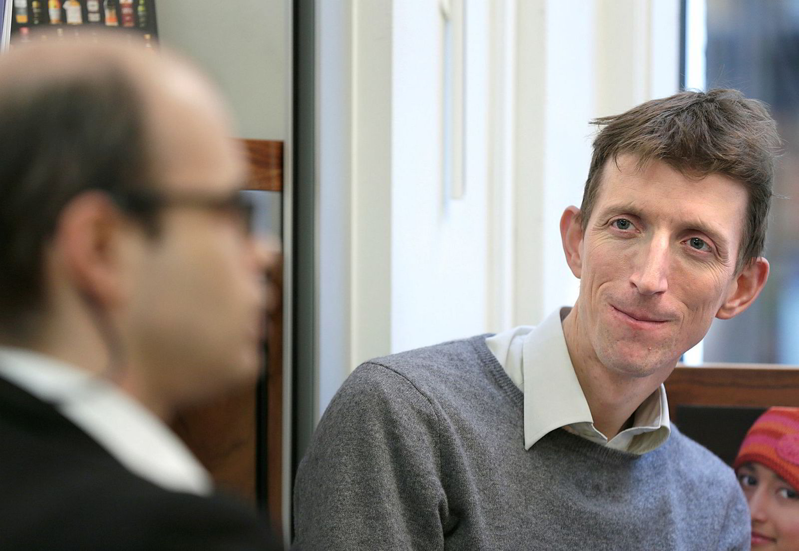 Storbritannia-ekspert Øivind Bratberg.