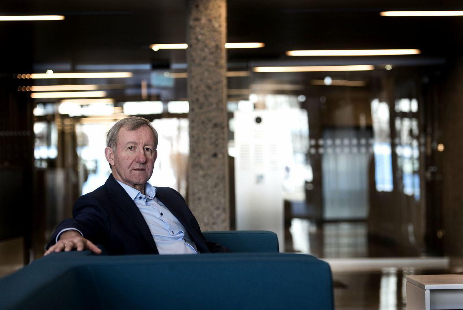 Administrerende direktør i Den norske Revisorforening, Per Hanstad, mener det store flertall av ledere i små og mellomstore bedrifter ikke opplever at byråkrati og offentlig rapportering er blitt enklere for dem.