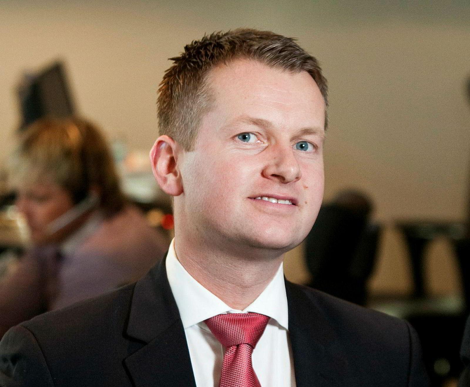 Endre Tangenes er medgründer i The Nordic Group.