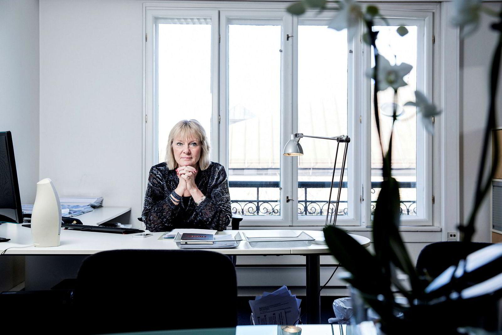 Kristin Clemet leder tankesmien Civita.