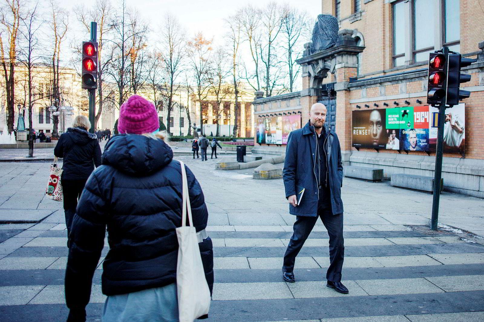 Oljeanalytiker Torbjørn Kjus i DNB Markets tror den neste perioden med høy oljepris vil vare i ett eller to år.