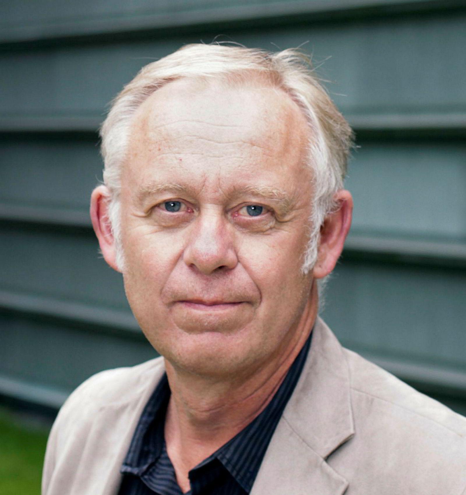 Direktør Petter Nome for Bryggeriforeningen.
