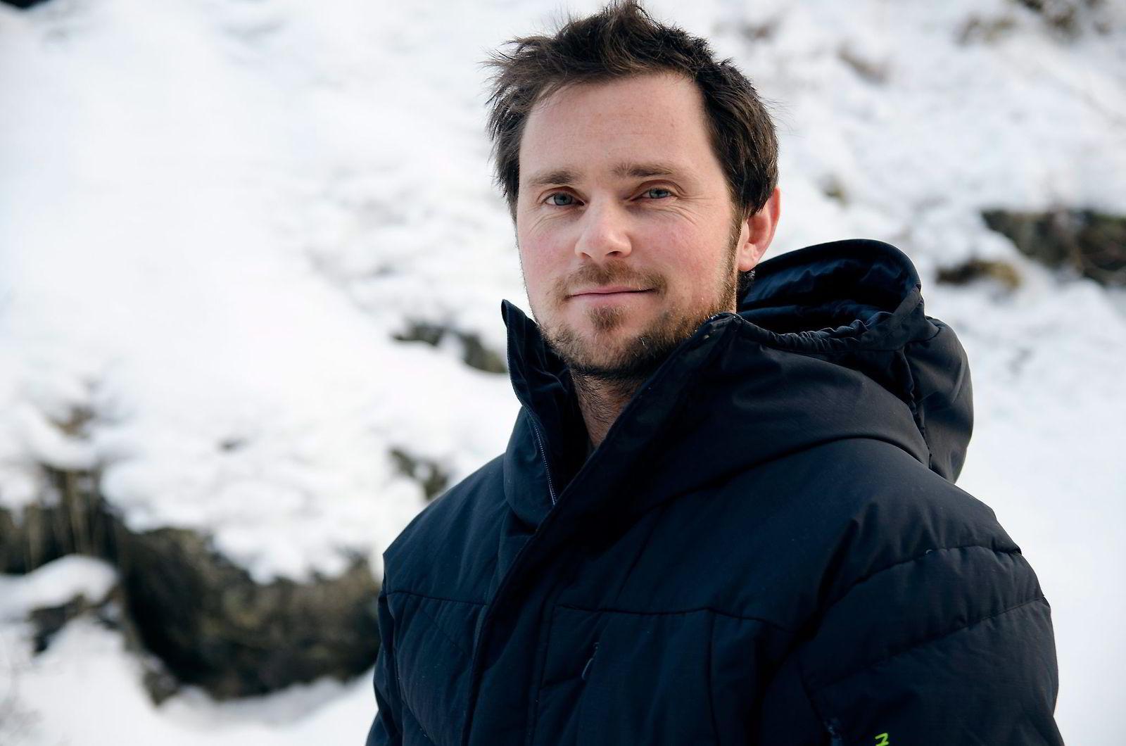 Førsteamanuensis Thomas Losnegard forsker på staking ved Norges idrettshøgskole.