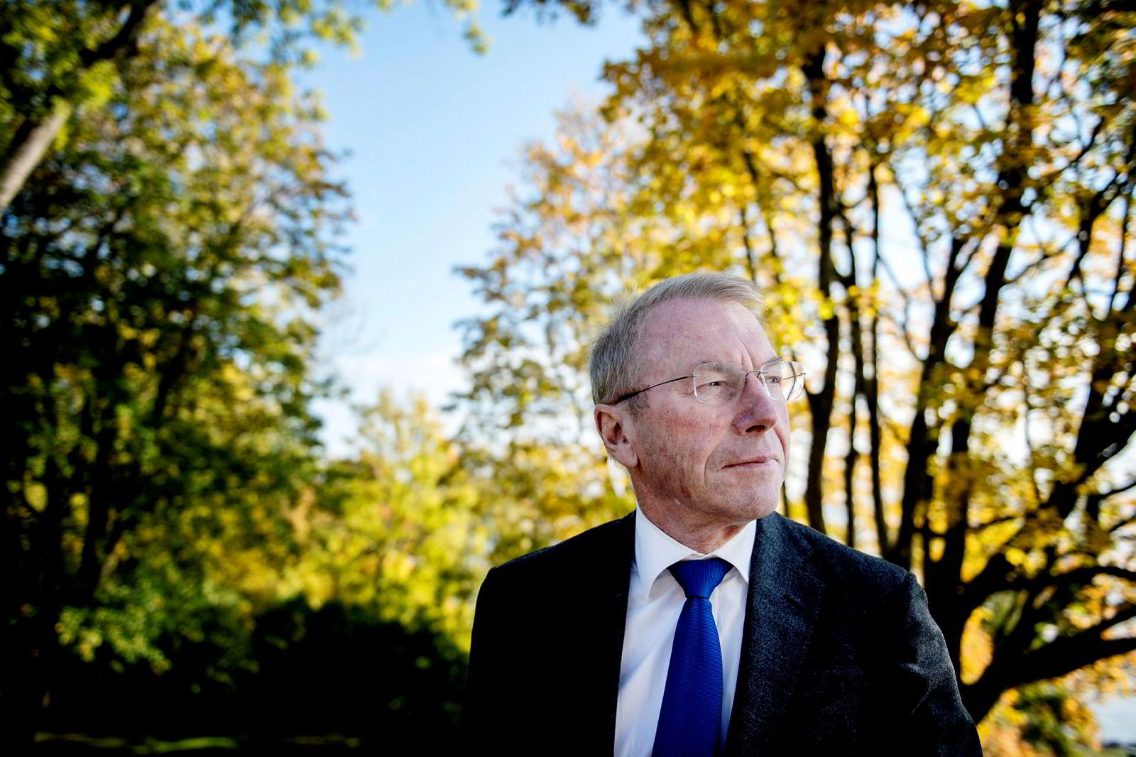 Jens Ulltveit-Moe, investor og næringslivsleder.