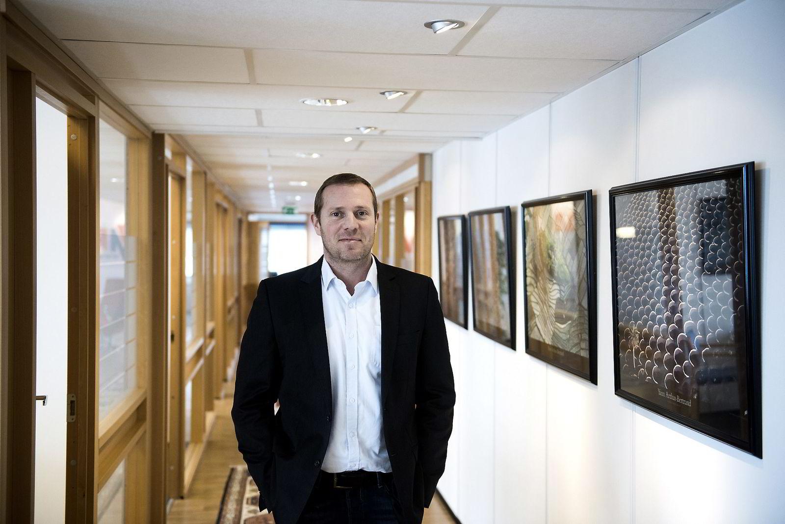 Tim Rosenkilde.