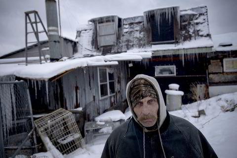 DOKUMENTAR, UTLAND. Chris Maluszynski fikk annenpremien for sine bilder fra reportasjen «Rockefeller Road».