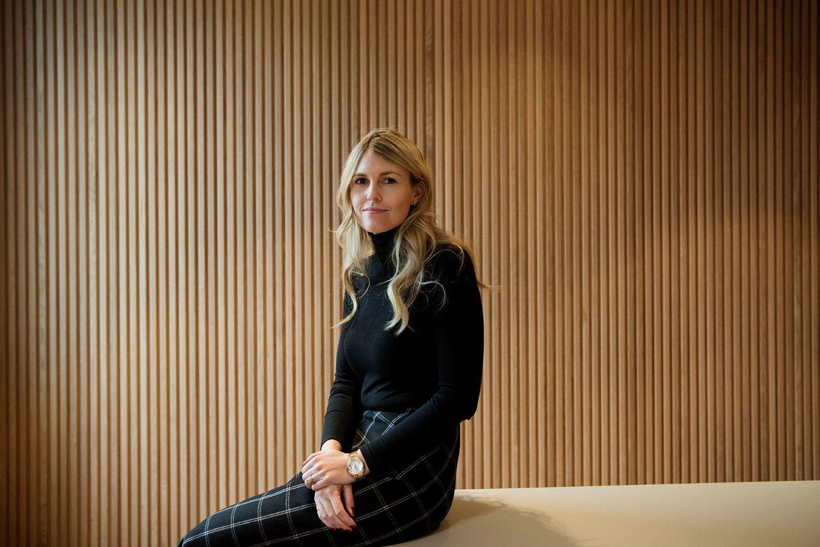 Anna Margaret Smedvig og faren Peter rykker seks plasser opp på Times' rikingliste i år.