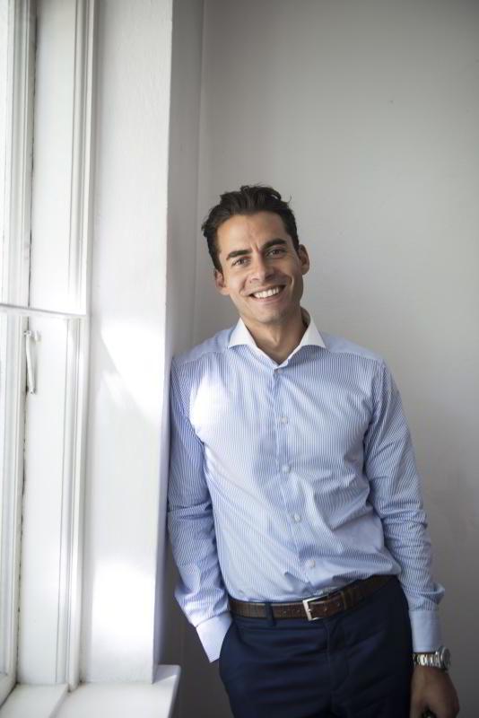 Landssjef Nicholay J. Tehrani i rekrutterings- og konsulentselskapet Navigio. FOTO: PRIVAT