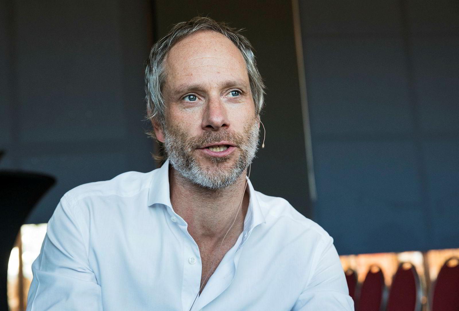 Espen Skorstad.
