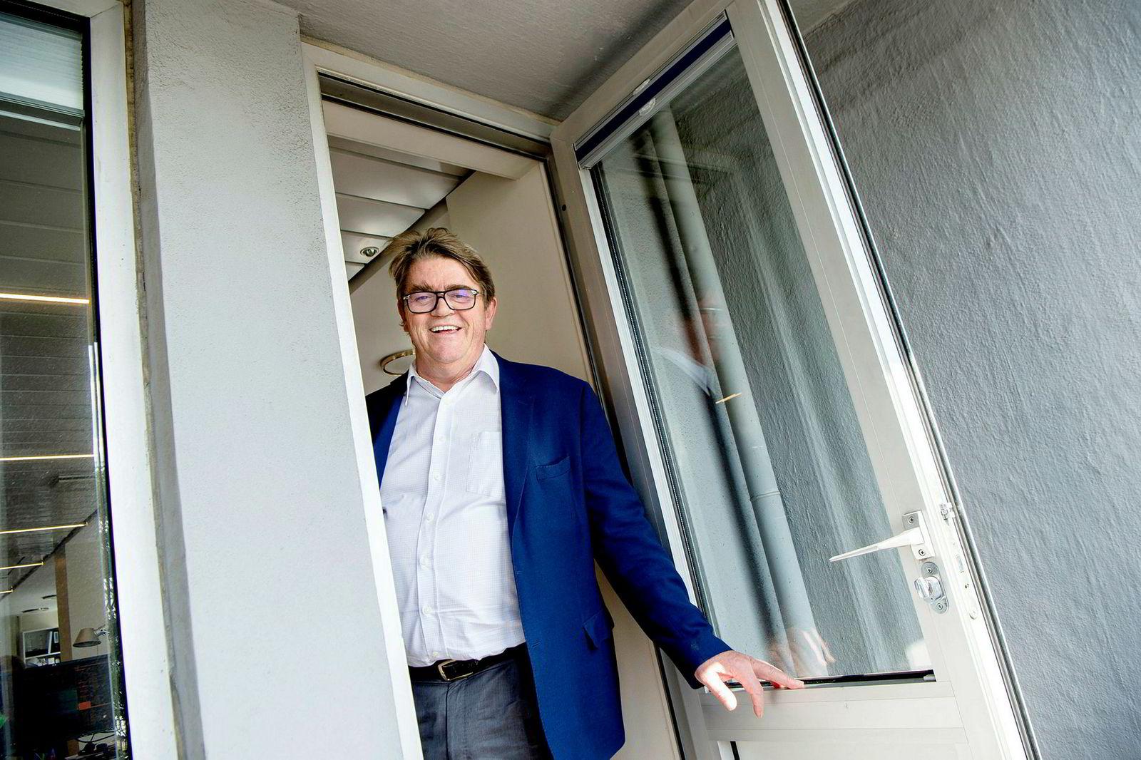Forvalter Jan Petter Sissener sendte i forrige uke Norwegian-aksjene på dør etter at selskapet ba om betalingsutsettelse på to store obligasjonslån.