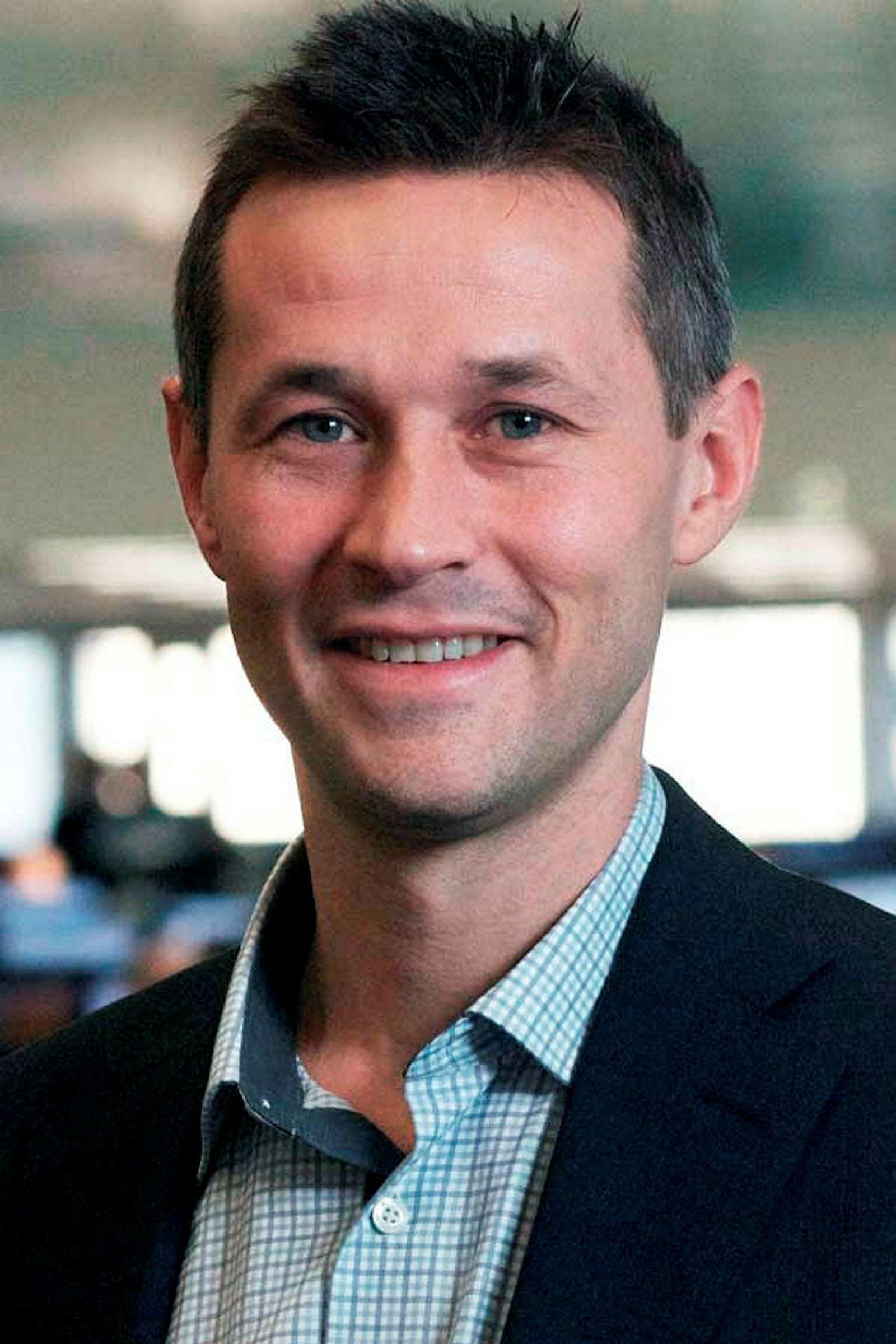 Christian Steffensen.