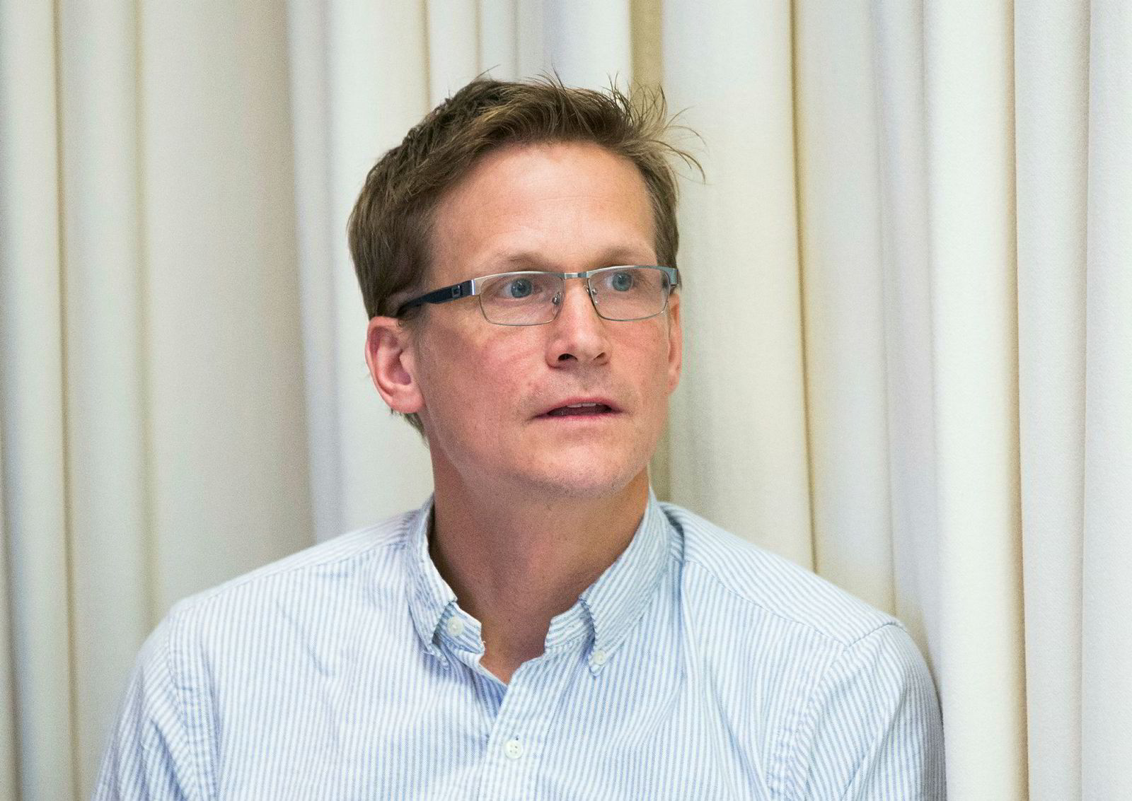 VG-kommentator Leif Welhaven følger lekkasjene tett.