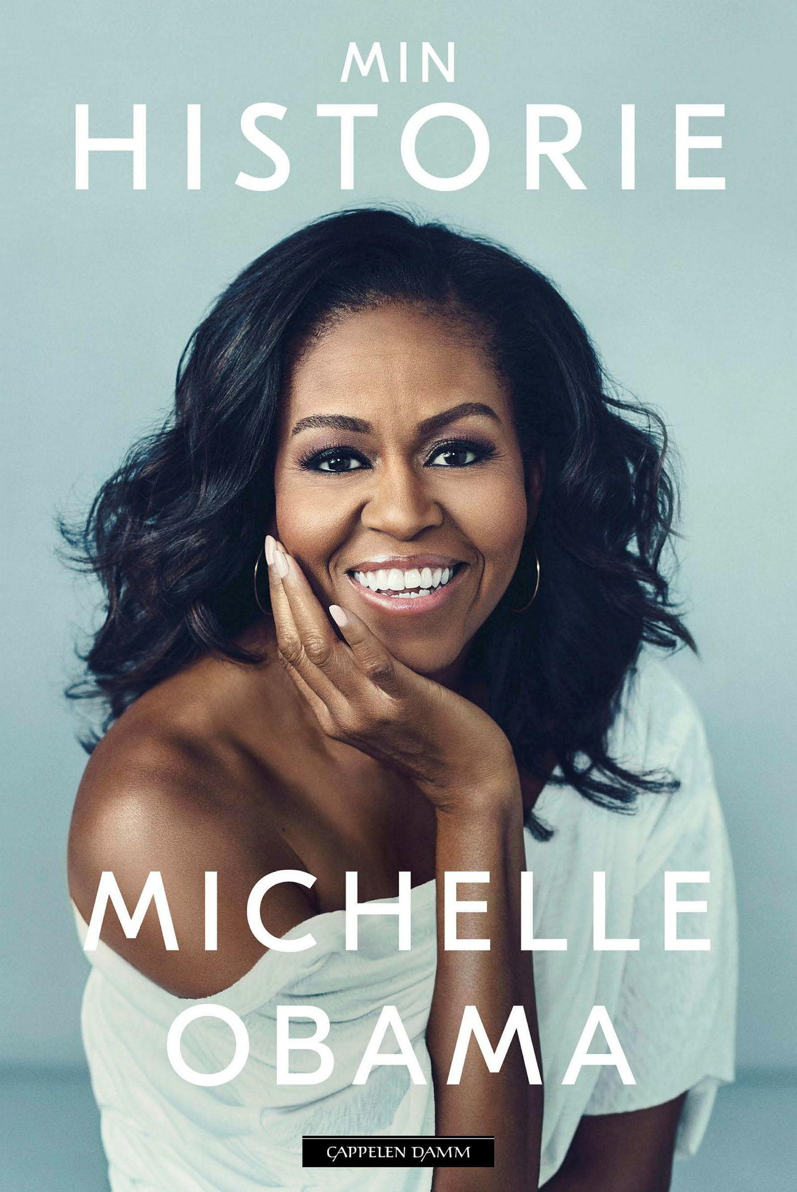 Brønn har planer om å lese Michelle Obamas bok «Min historie».