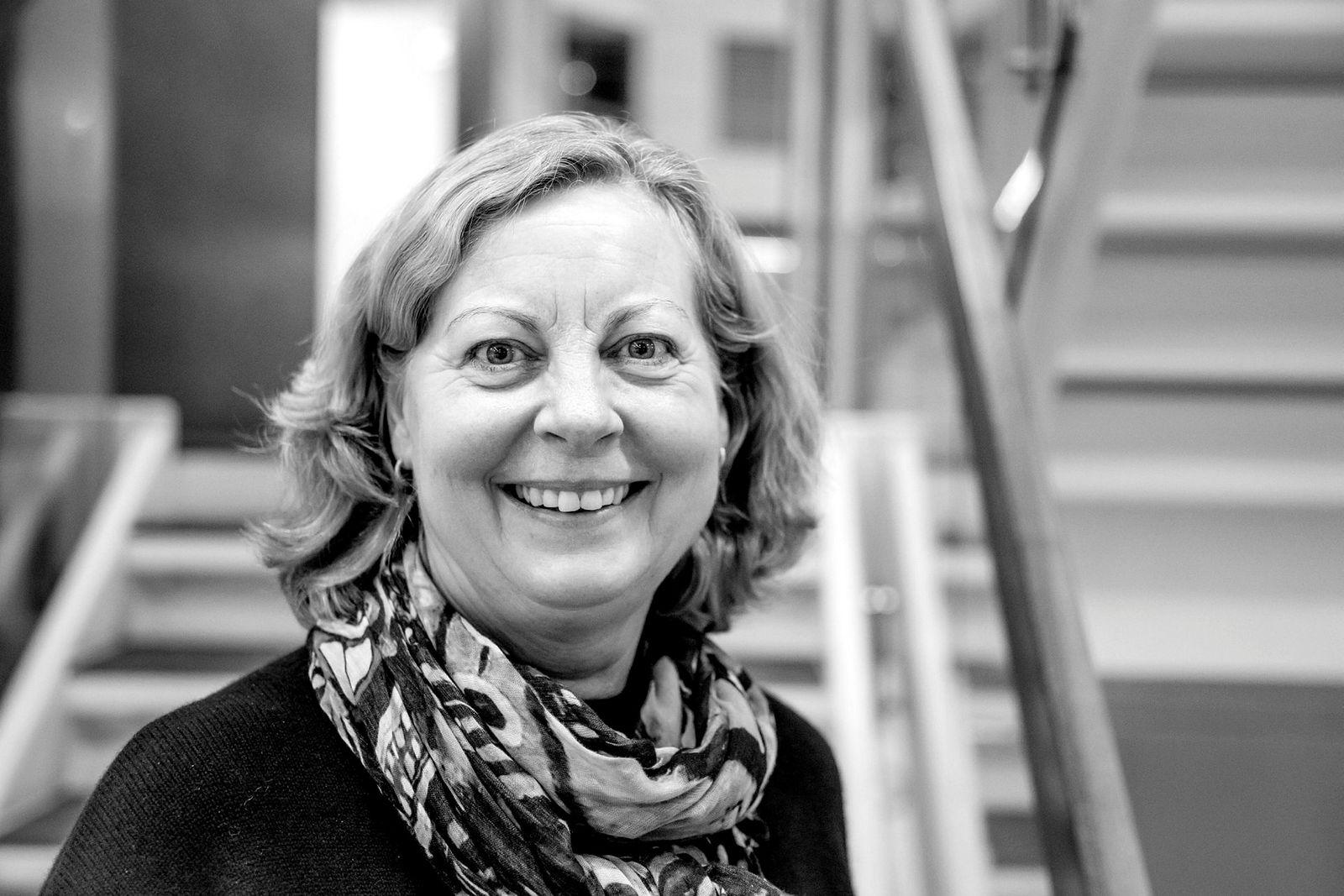 Berit Svendsen, leder for Vipps Internasjonal