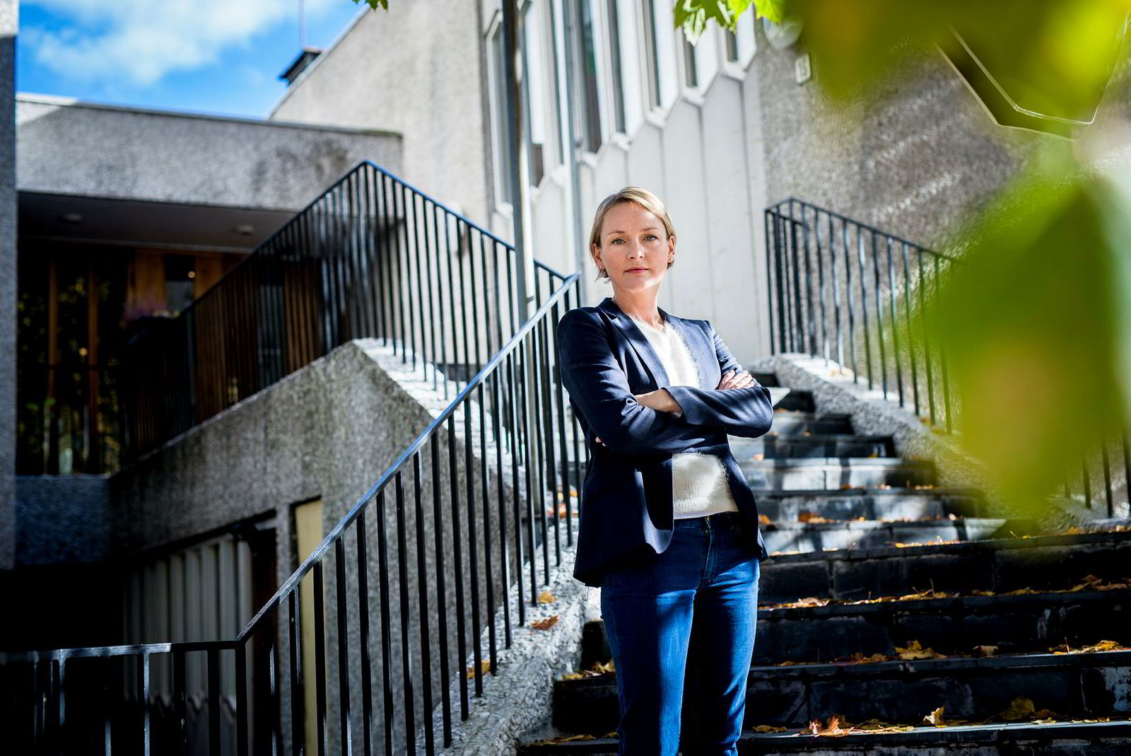 Liv Freihow, direktør for næringspolitikk i IKT-Norge.