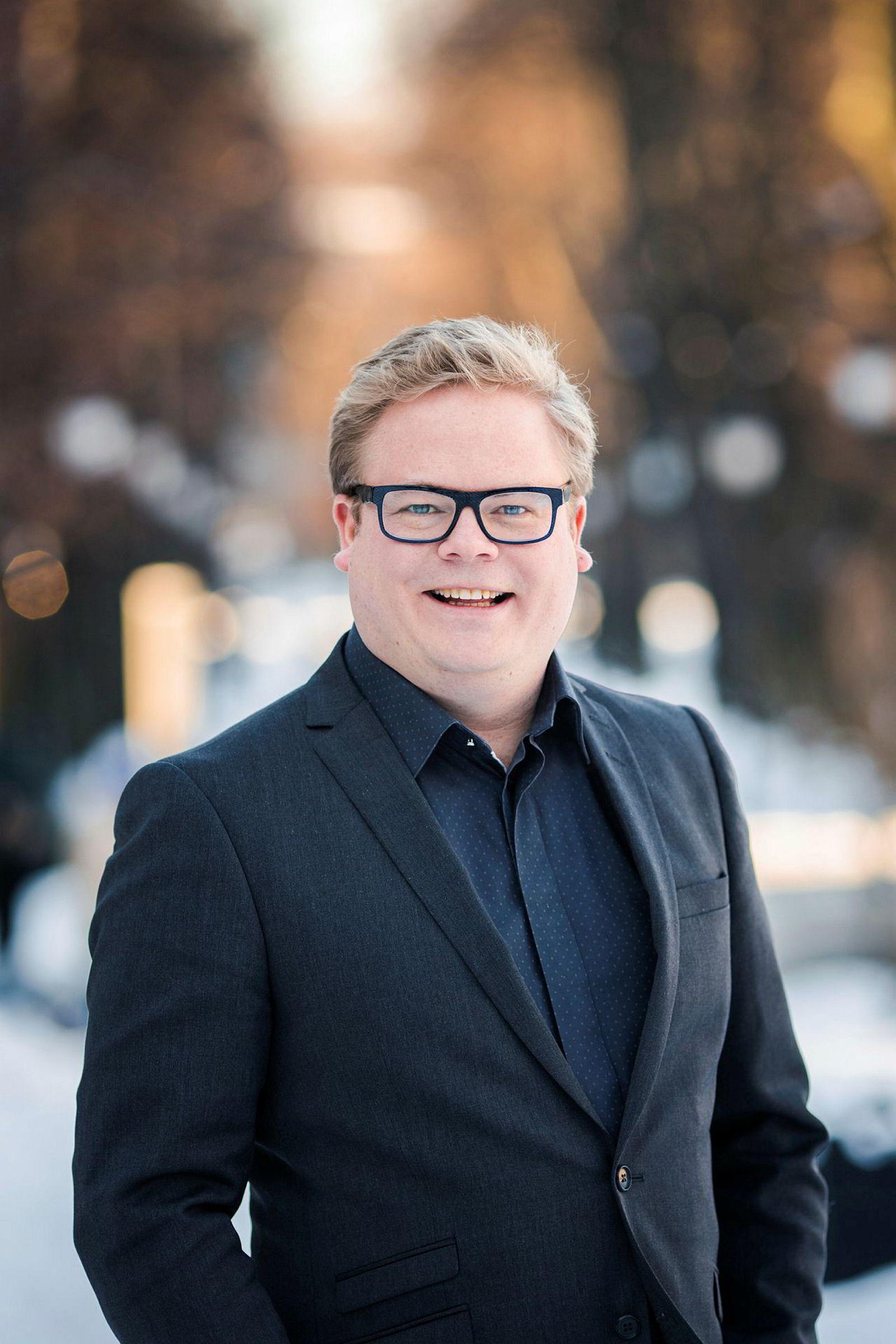 Rolf Ellingsen Aaneland, kommunikasjonsrådgiver og daglig leder i MSL Norway.