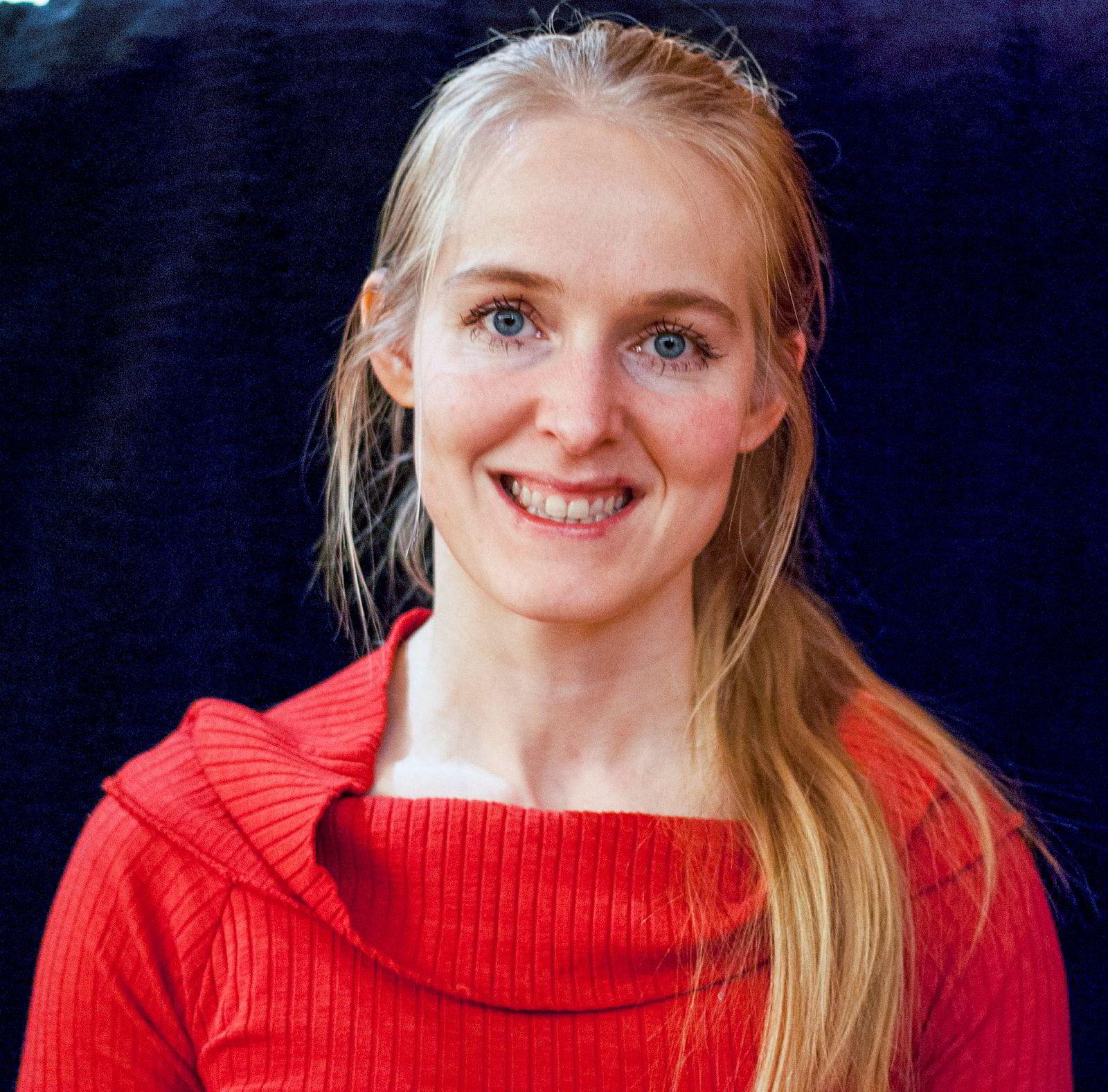 Ida Beate Øyen Østhus (31), tidligere NM-vinneren i stavhopp.