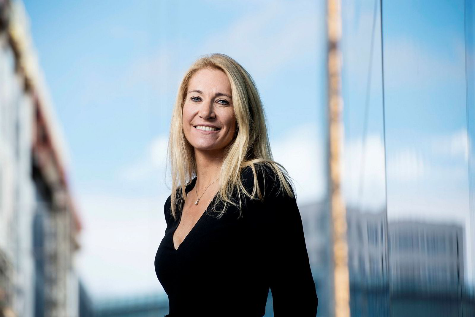 – Hvis Nye Veier sitter med en følelse at norske selskaper ikke vil være underentreprenører for utenlandske selskaper, kan de bare søke i mediene og få svar der, sier Julie Brodtkorb, administrerende direktør i Maskinentreprenørenes Forbund.