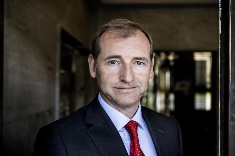 UENIG: Administrerende direktør Carl O. Geving i Norges Eiendomsmeglerforbund.