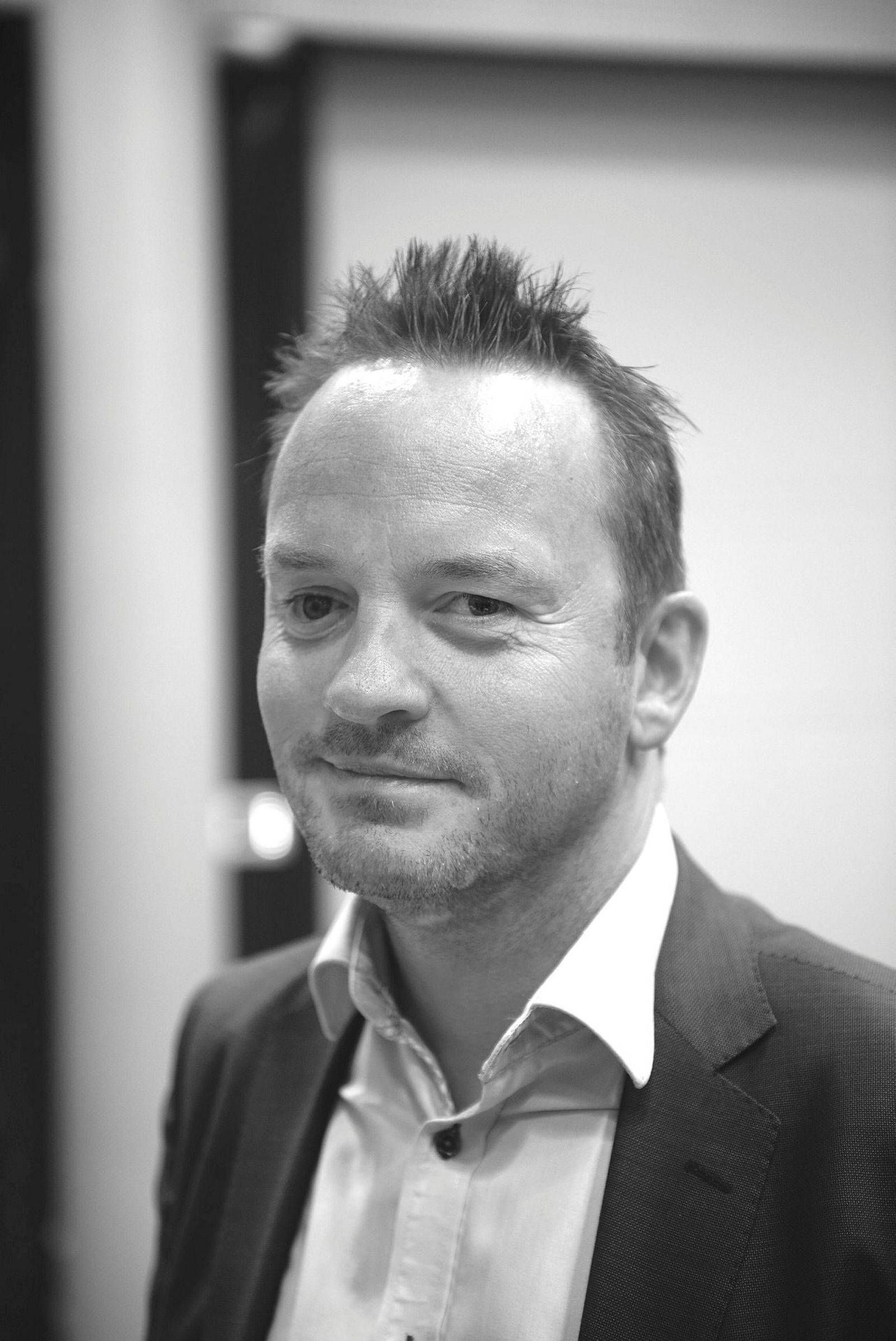 Geir Ove Ystmark, administrerende direktør i Sjømat Norge