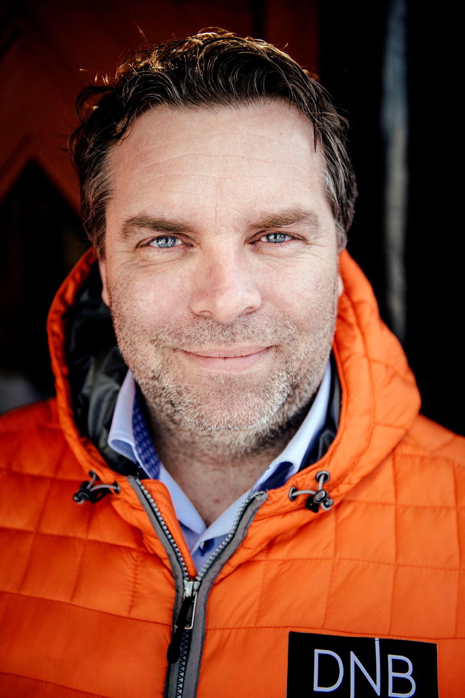 Stig Svartor i Privatmegleren Lillehammer.