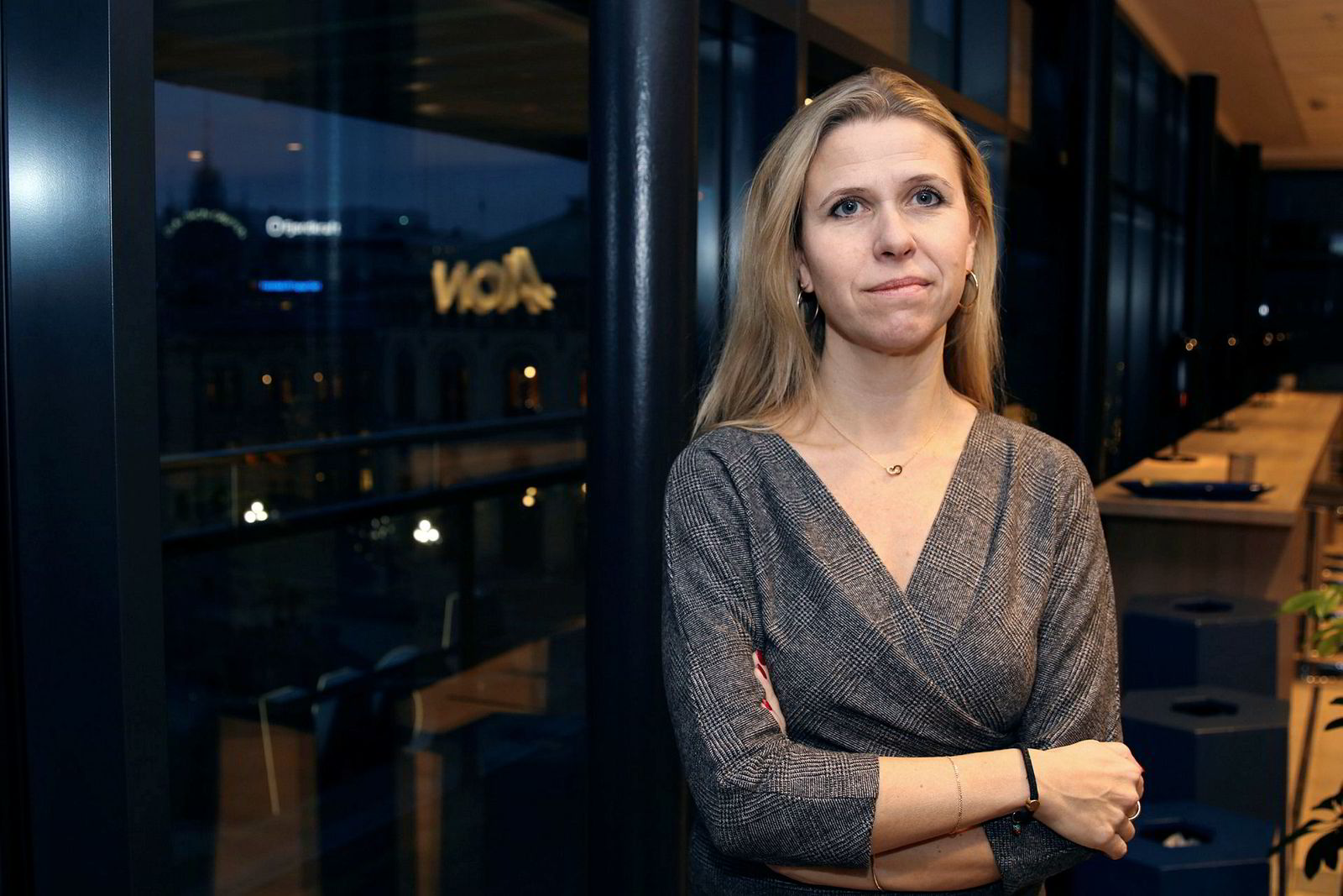 Anette Brown, fagdirektør for Employee Benefits i Aon.