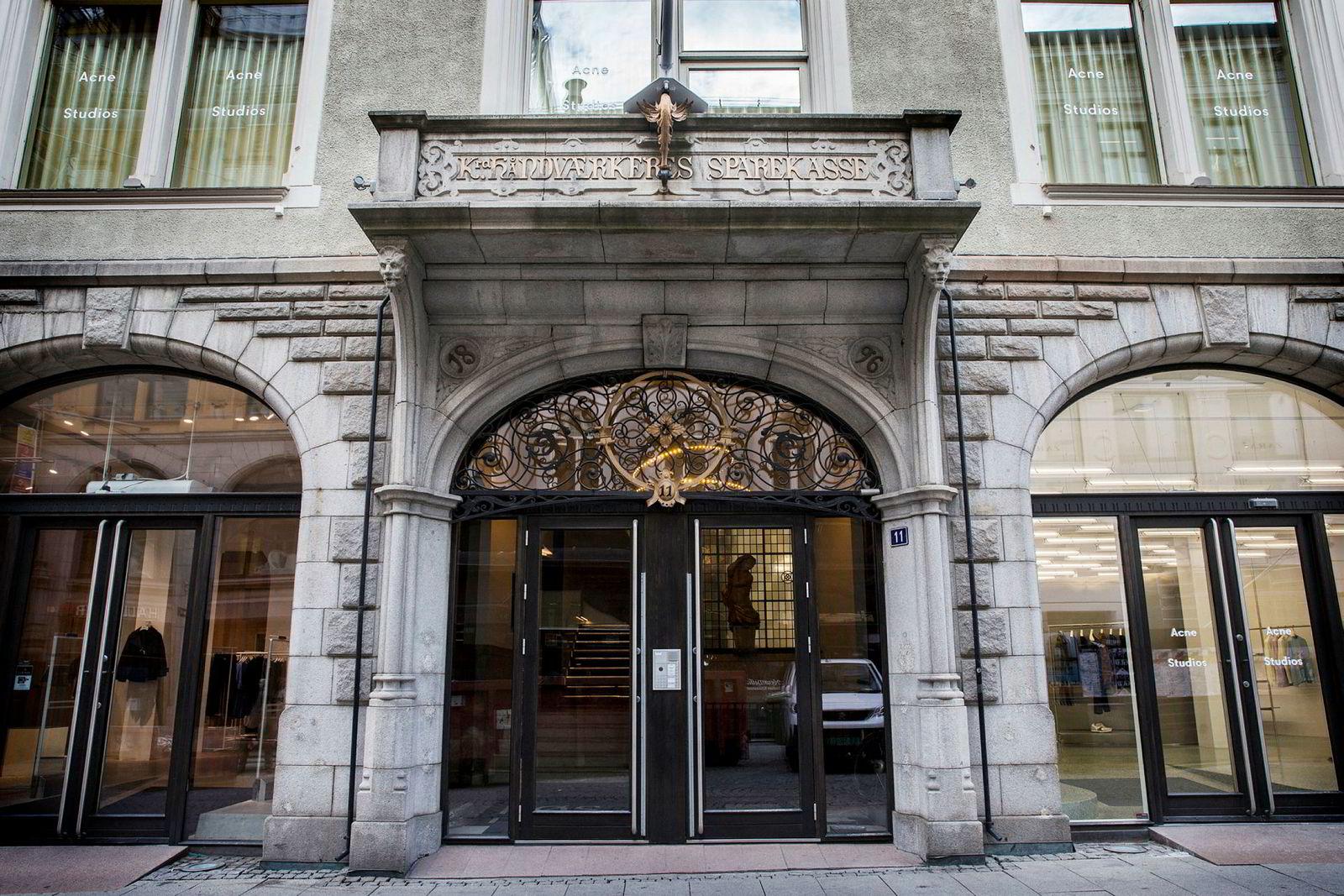 De fem advokatene inngikk i 2015 en leieavtale for kontorer i Øvre Slottsgate 11, gjennom sitt felleseide selskap R-A Kontordrift as.