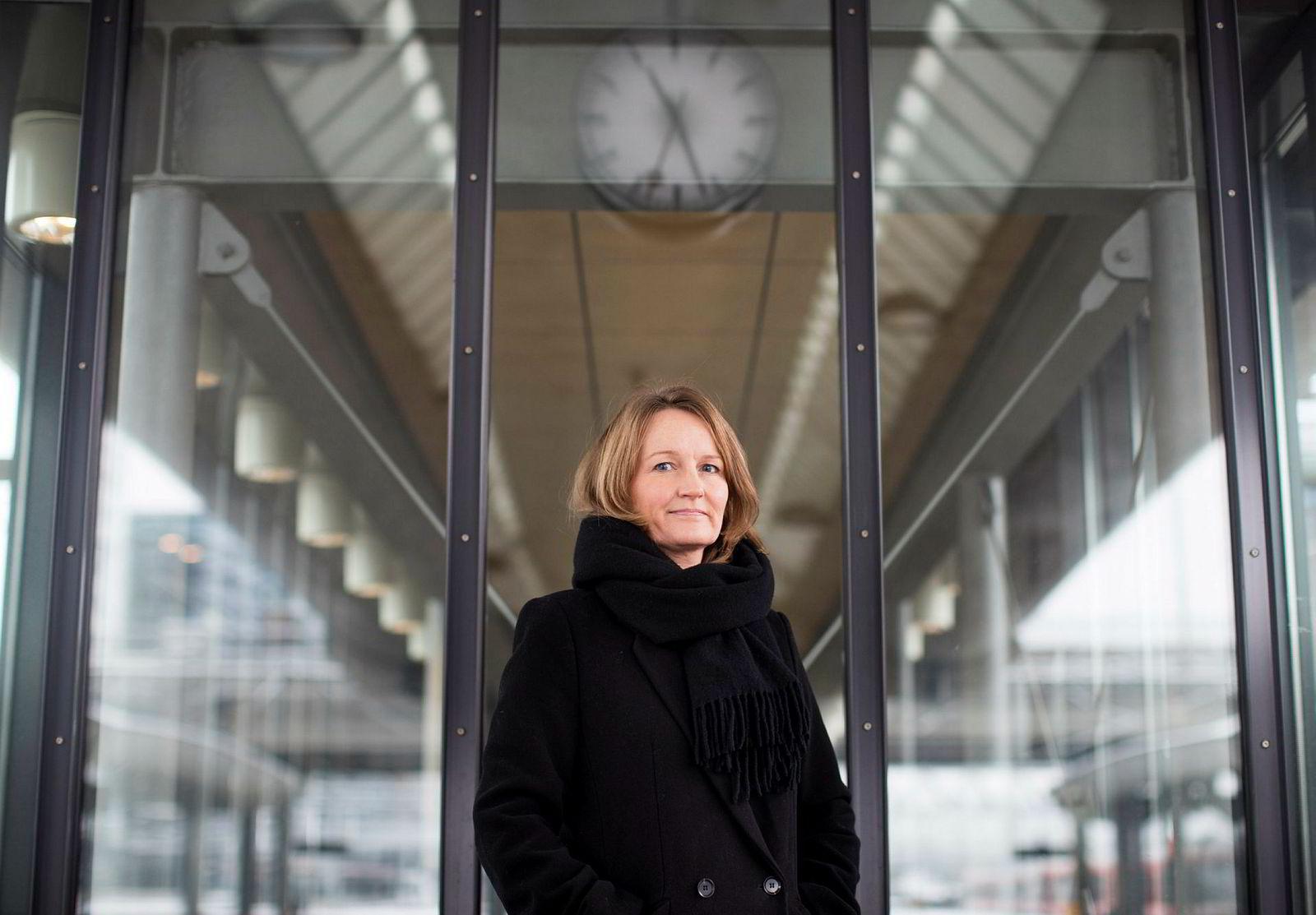 Daglig leder Anne B. Lea i Norsk Reiselivsforum.
