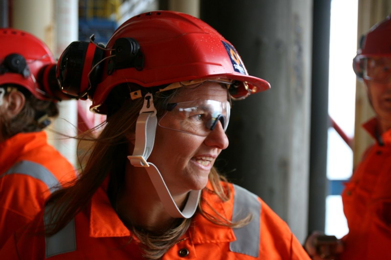 Margareth Øvrum, Statoil. Foto: