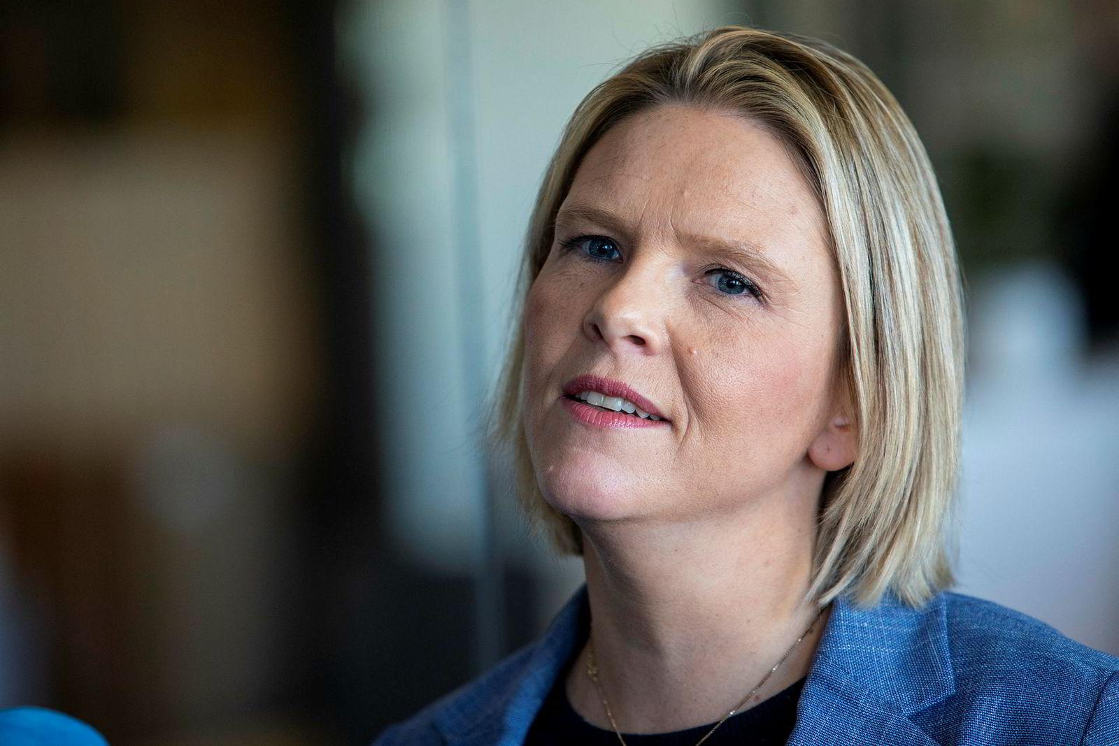 Helge Simonnes mener at Sylvi Listhaug har klart å splitte KrF.