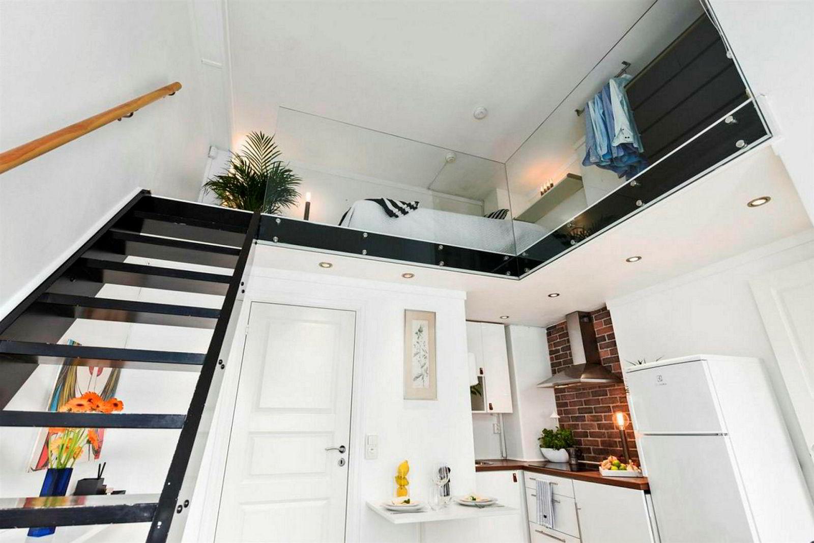 Til tross for prisnedgang på boligmarkedet, fikk selger Magnus Rudling en god pris for leiligheten.