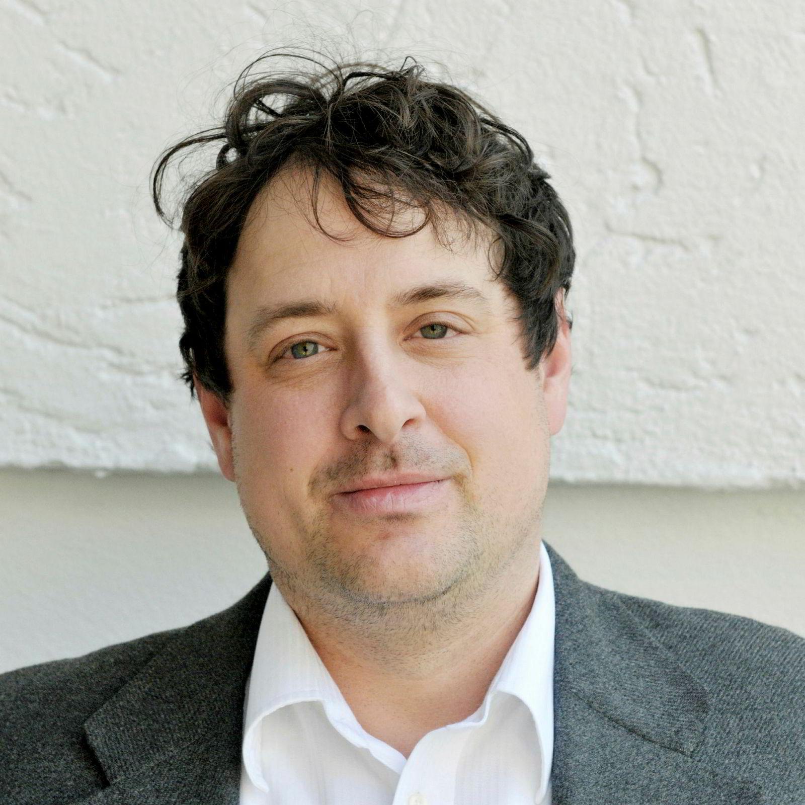 Førsteamanuensis Carsten Gero Bienz Norges Handelshøyskole er ekspert på bitcoin.