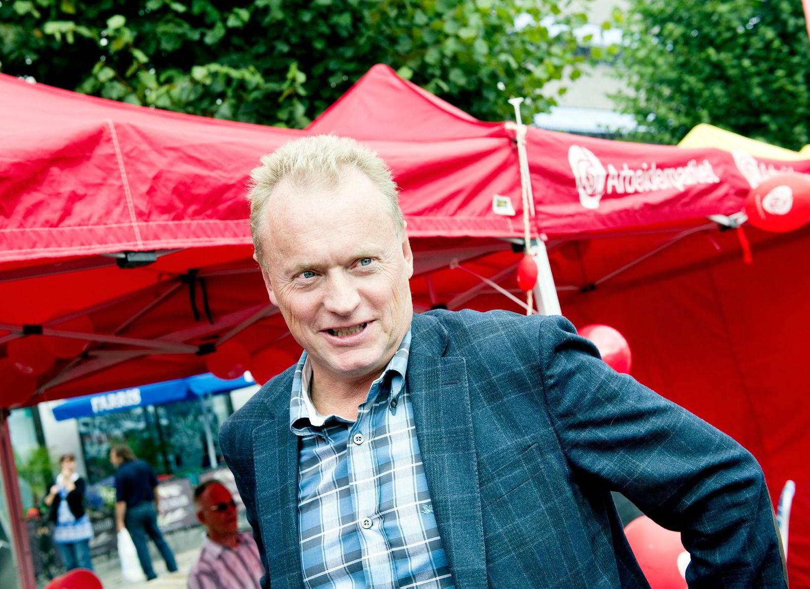 Raymond Johansen er Arbeiderpartiets byrådslederkandidat i Oslo.