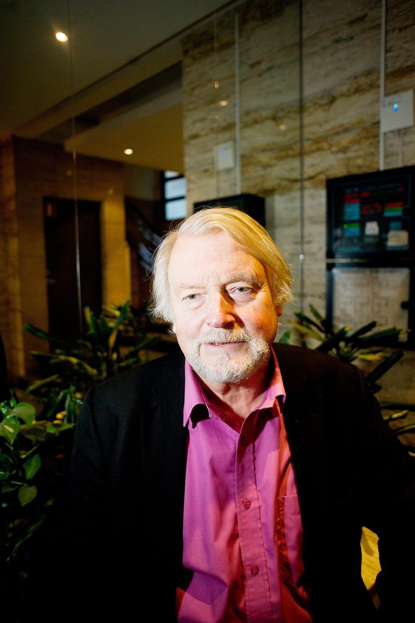 Per Edgar Kokkvold (78) leder Krinkastingsrådet.
