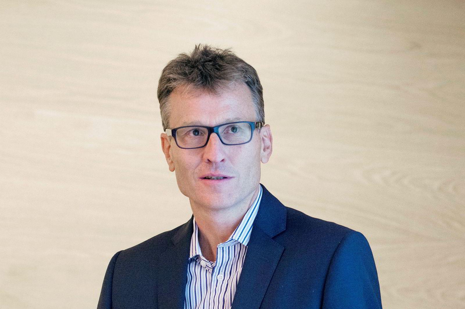 Knut A. Magnussen.