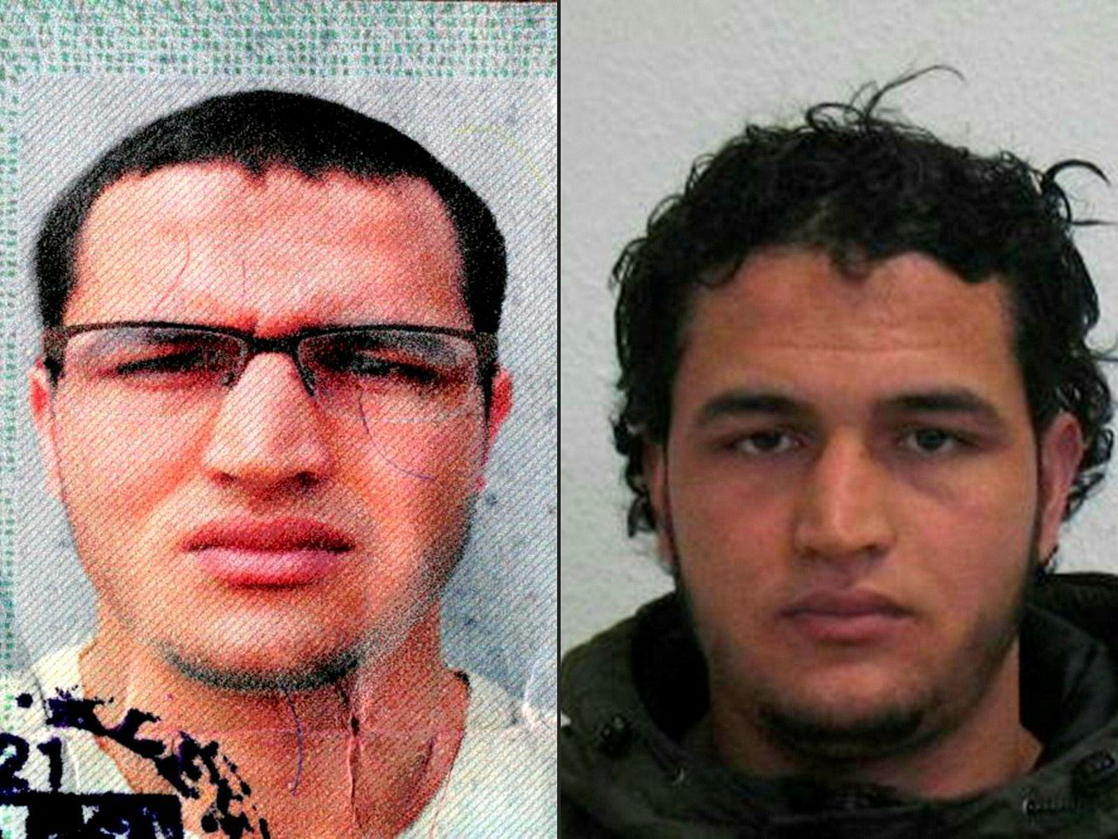 Den tunisiske mistenkte Anis Amr skal være skutt i Milano.