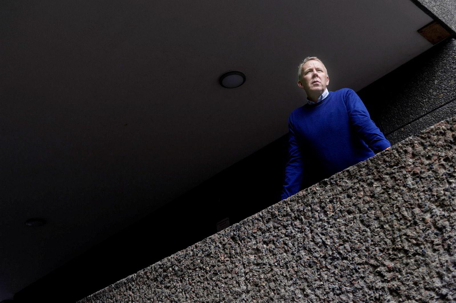 Styreleder Per Morten Hoff mener teknologien til Anzyz Technologies er banebrytende i verden. – Vi blir ofte møtt med at den er for god til å være sann, sier han.