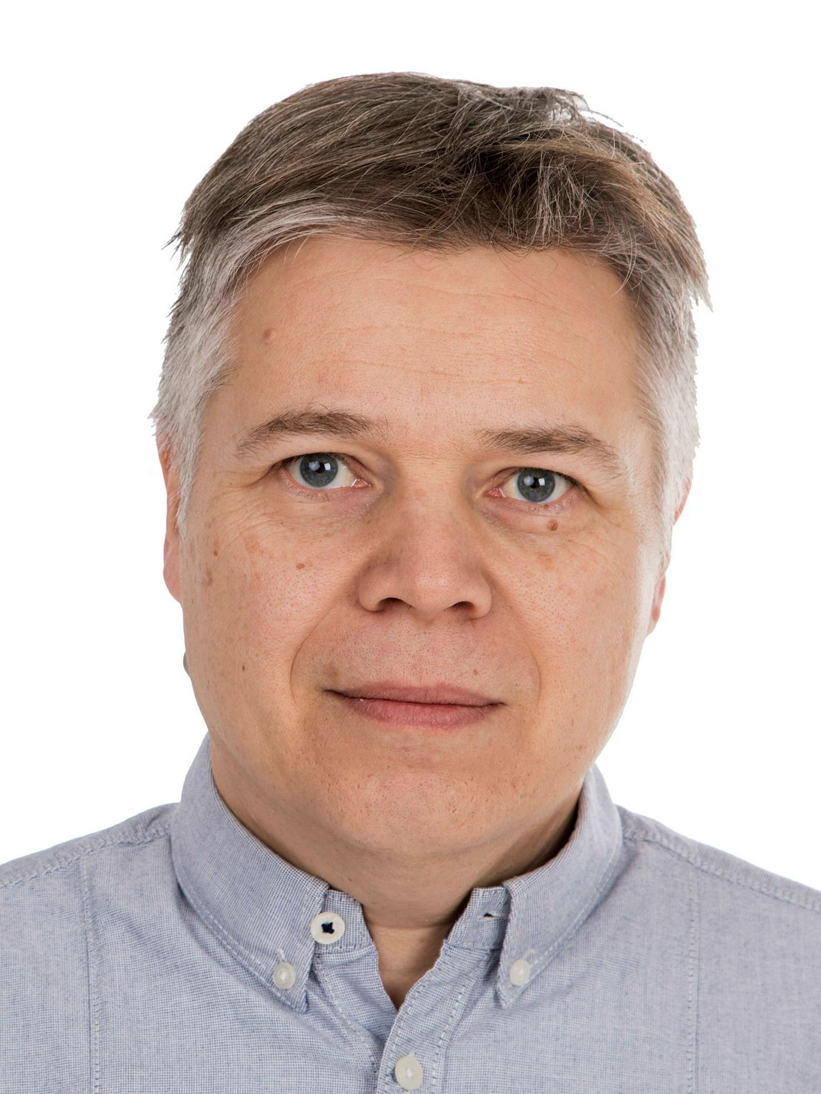 Anders Andersen, leder for Institutt for informatikk ved UiT Norges arktiske universitet.