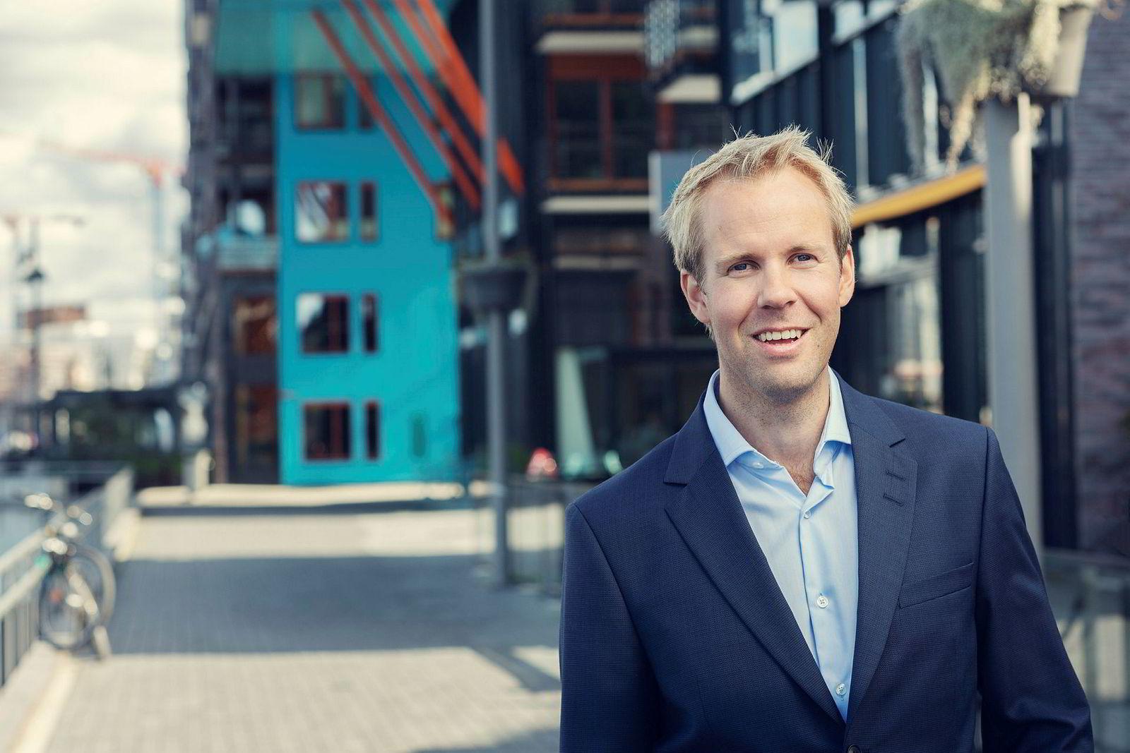 Christian Bjerknes, sjeføkonom i NBBL, er overrasket over utviklingen i boligprisene under korona.