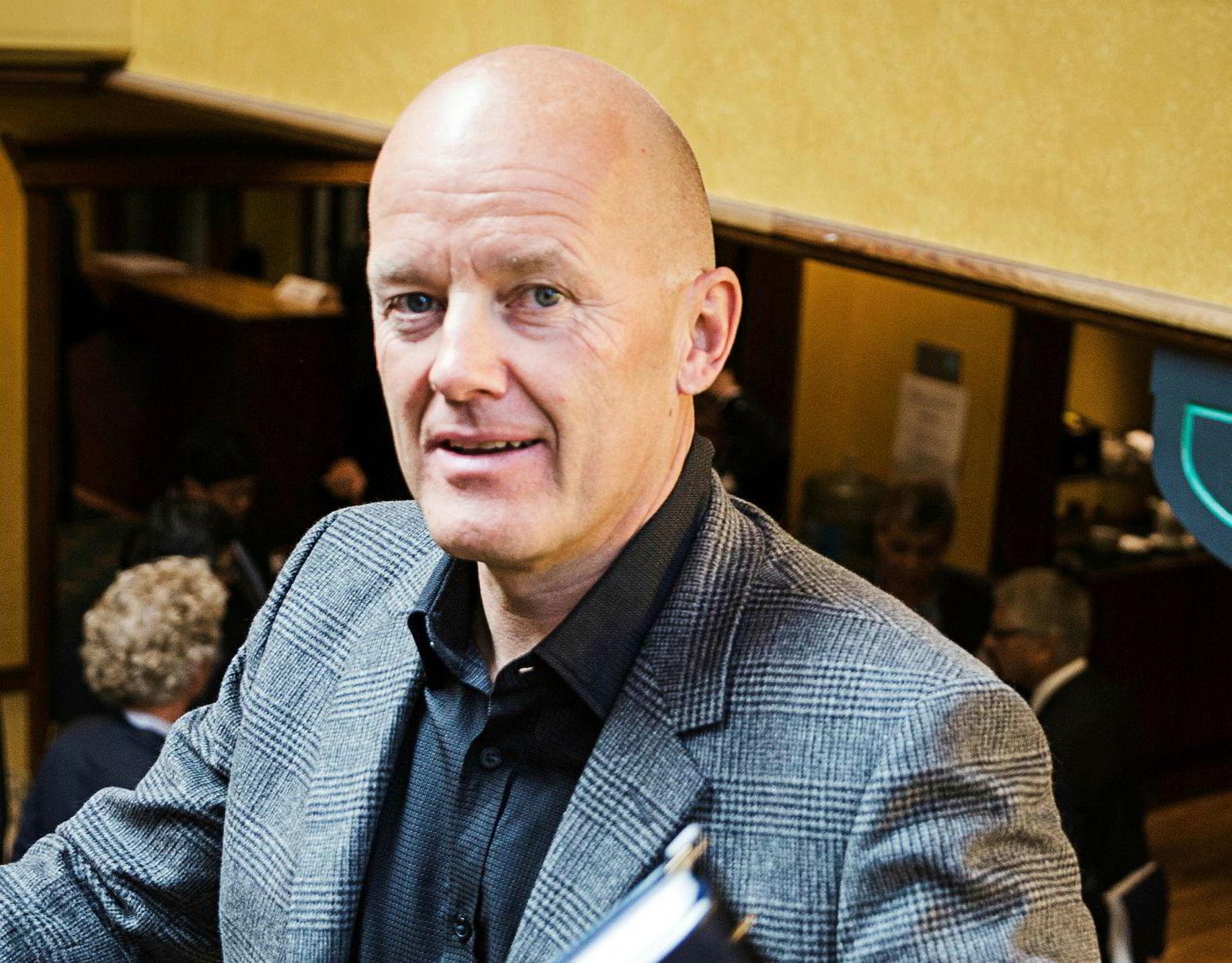Gunnar Hvammen vil få 0,5 prosent eierandel i det nye selskapet.