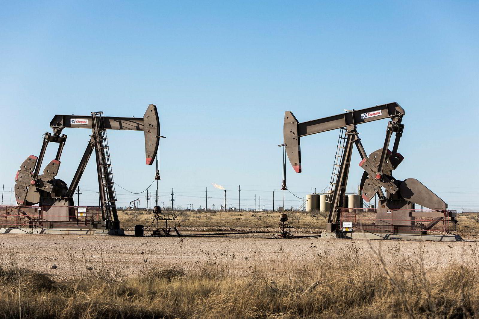 Norske Tomax var blant selskapene som nøt godt av oljeboomen i Midland, Texas.