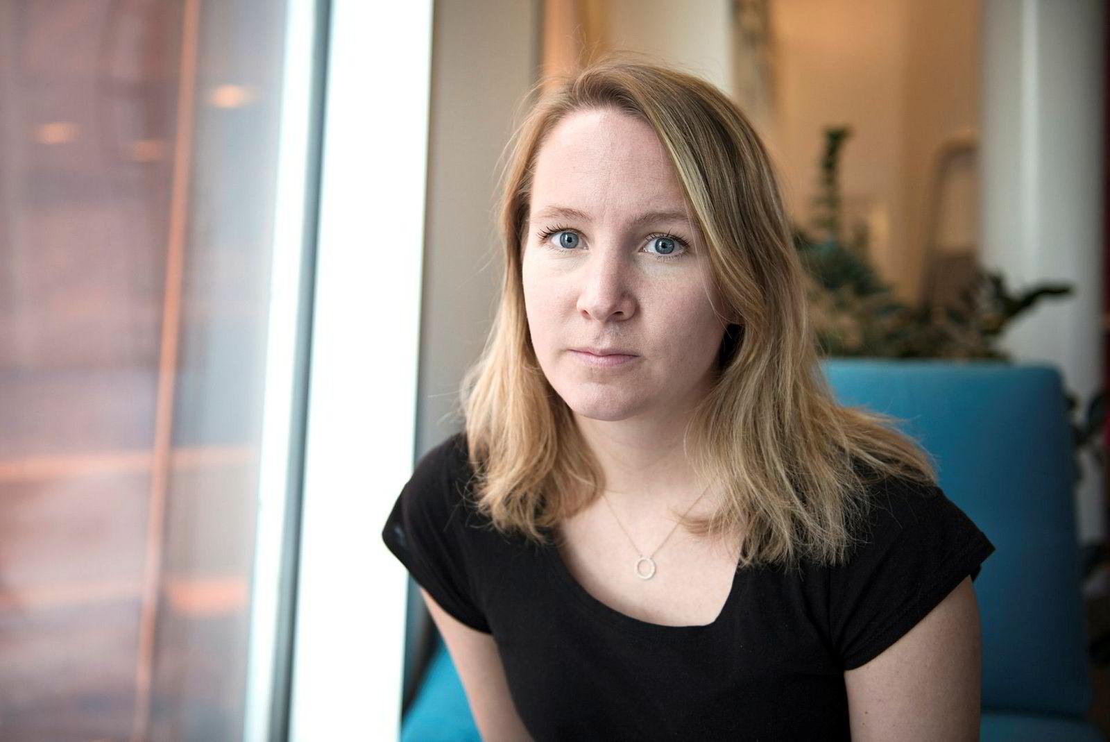 Emma Tollersrud i Morgenbladet ble feilaktig kreditert for Ny Tids Barcelona-artikkel.