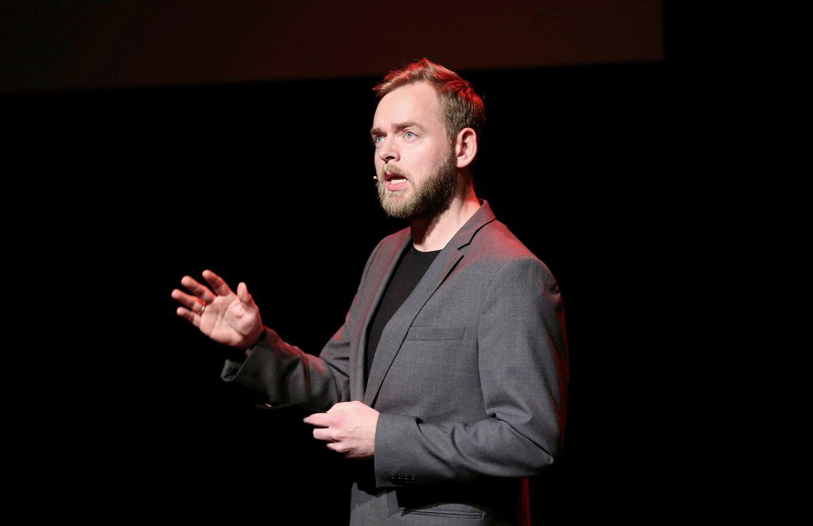 Oslo 20161123. Brageprisen 2016. Programleder er Tore Sagen. Foto: Vidar Ruud / NTB scanpix