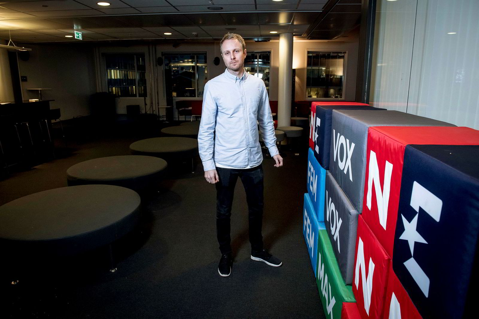 Espen Skoland i Discovery Networks innfører selvregulering av spillreklame.