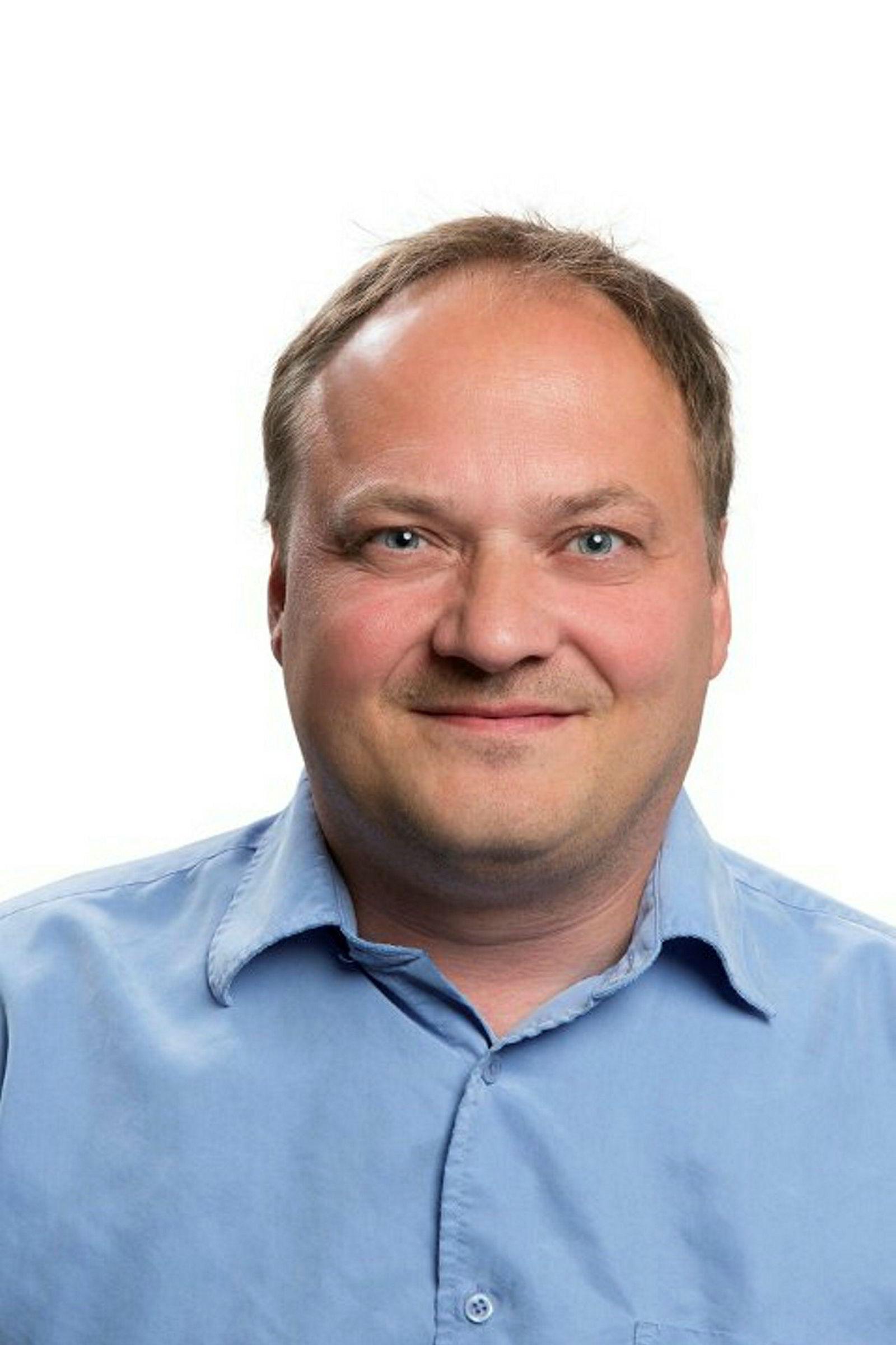 Tor Reier Lilleholt er analysesjef i Wattsight