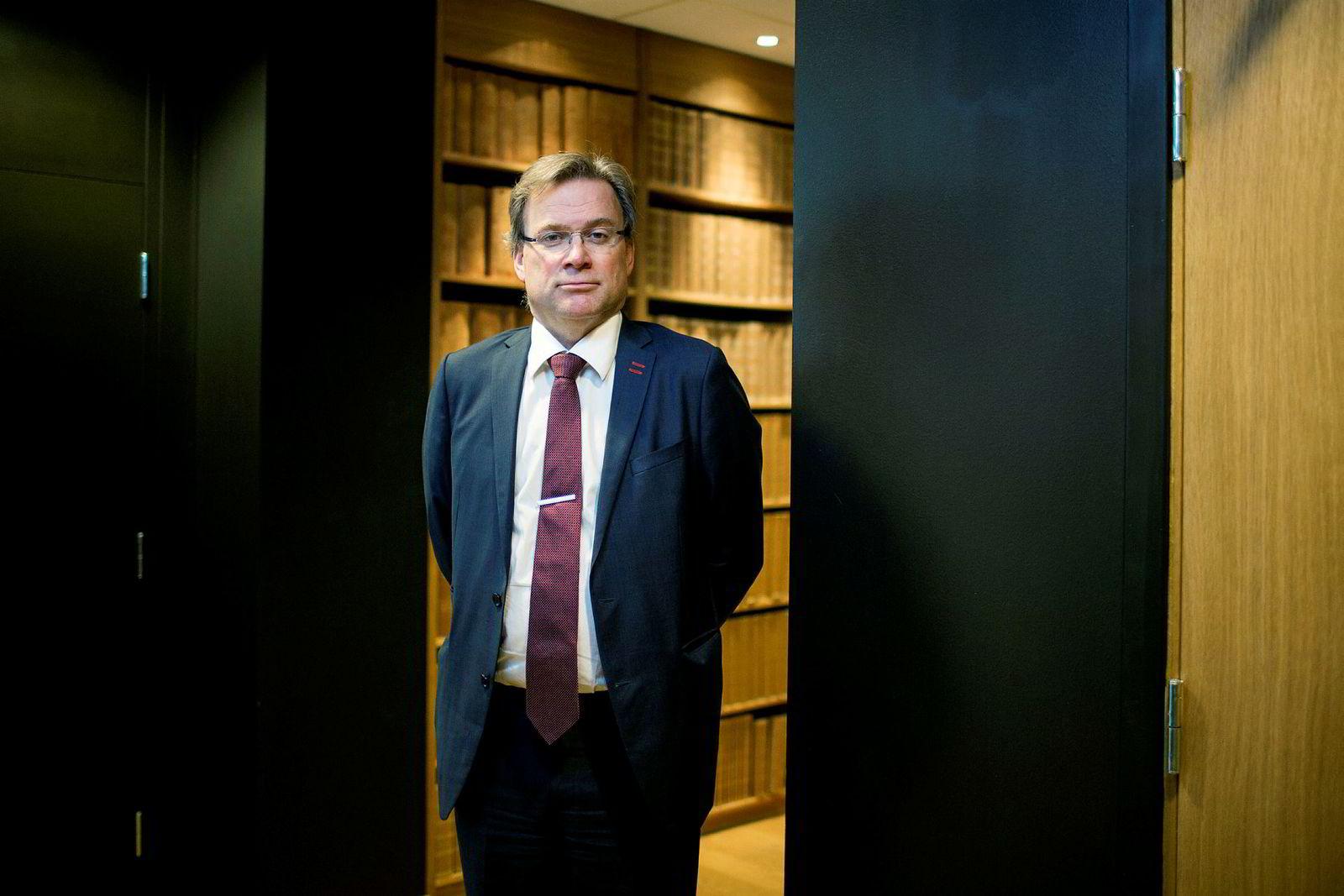 Per Magne Strandborg er partner ved Wikborg Reins Bergens-kontor.