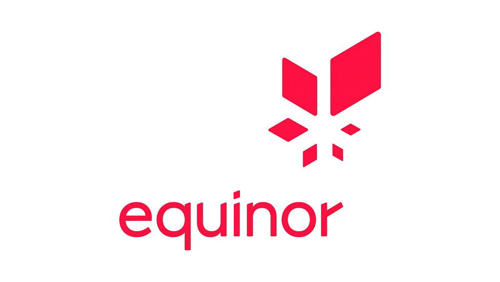 Statoil skifter navn til Equinor. Slik blir selskapets nye logo.