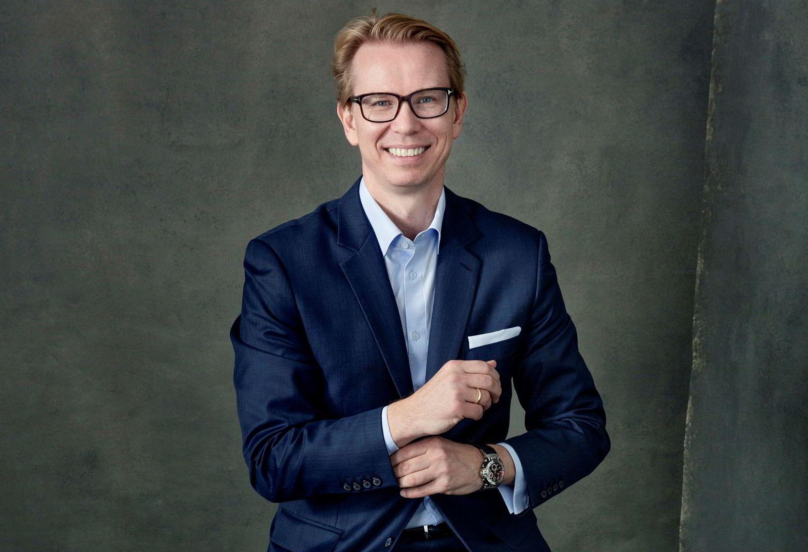 Leif Arne Jensen, administrerende direktør i PwC.