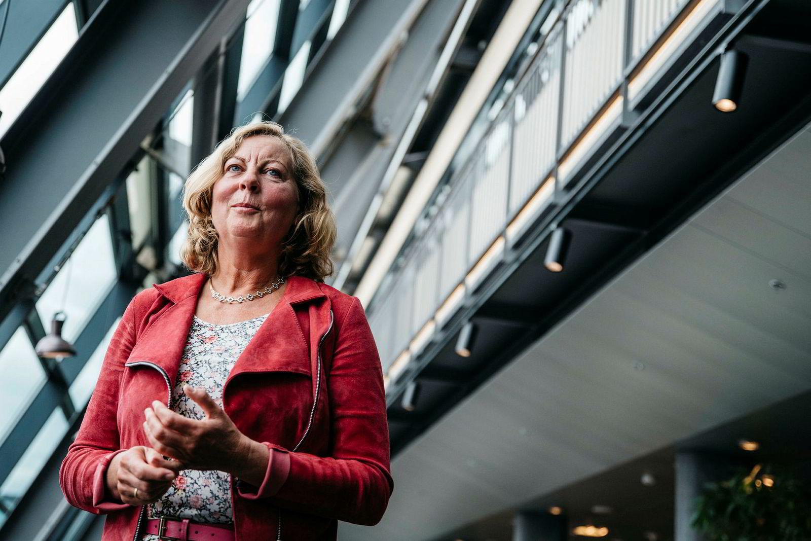 – Vi regner med at vi vil påklage vedtaket, sier administrerende direktør i Telenor Norge, Berit Svendsen.