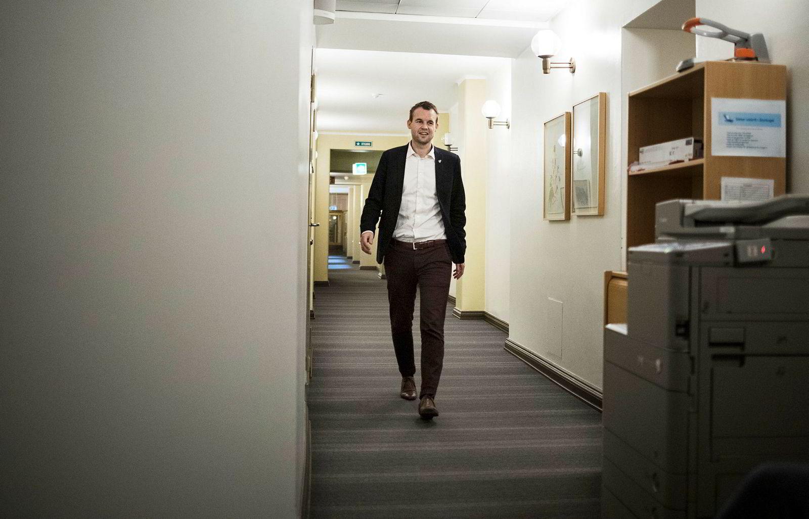 KrF-nestleder Kjell Ingolf Ropstad forteller om partiets prioriteringer i de kommende forhandlingene.